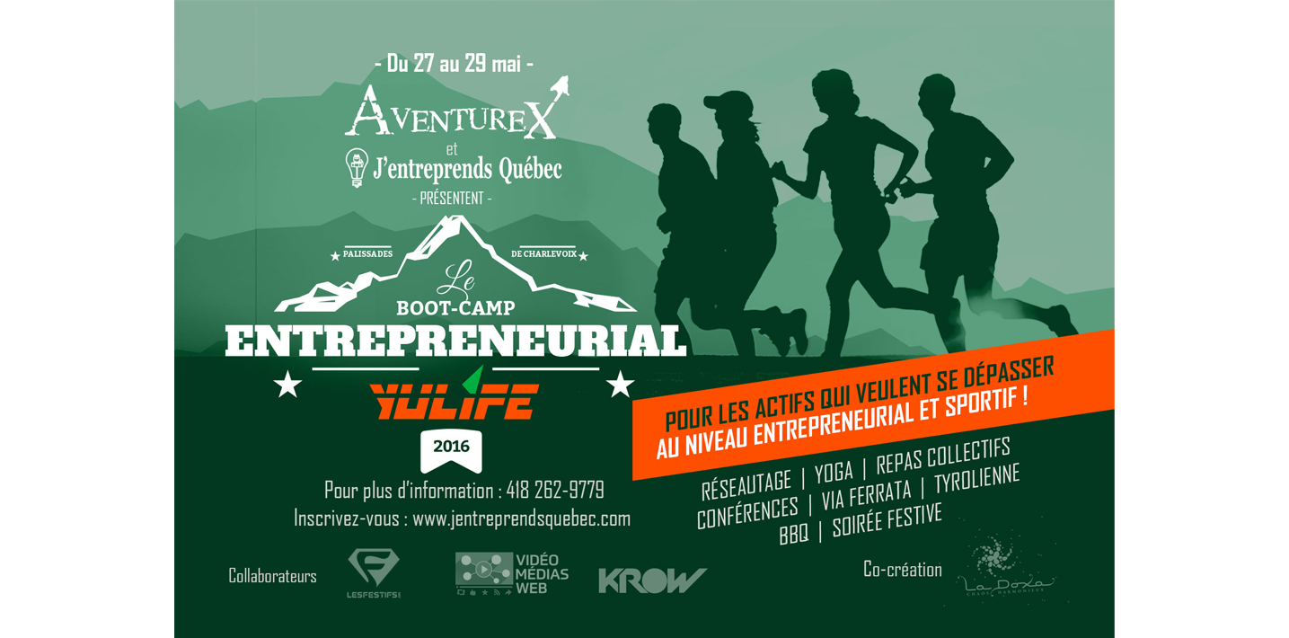 Boot-Camp Entrepreneurial Yulife