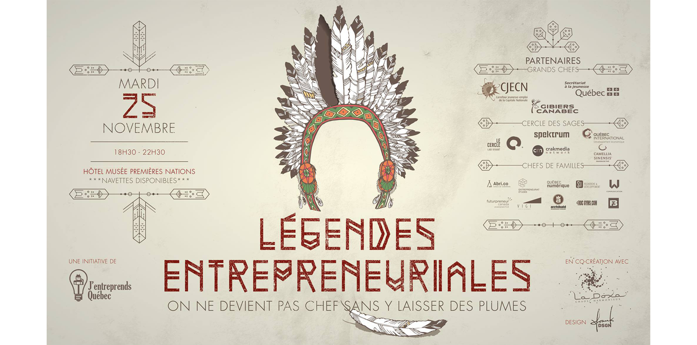 Légendes Entrepreneuriales