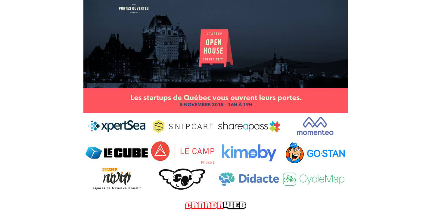 Startup Open House Québec