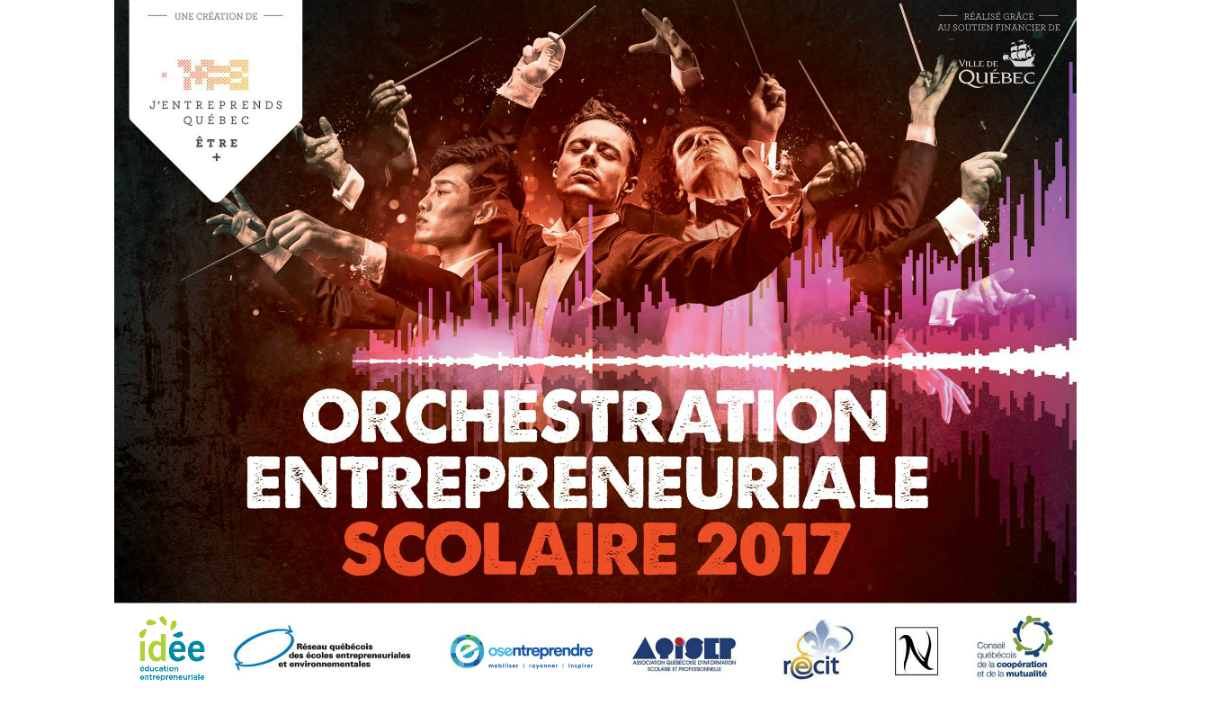 Orchestration Entrepreneuriale Scolaire 2017