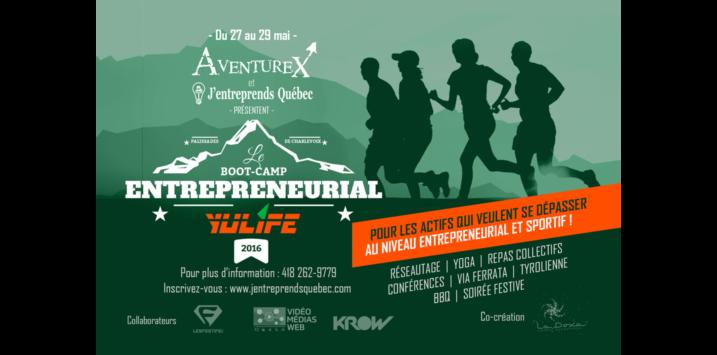 Boot-Camp Entrepreneurial Yulife