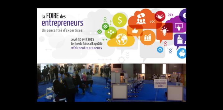 Foire des entrepreneurs 2015
