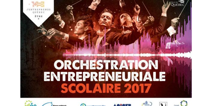 Orchestration Entrepreneuriale Scolaire 2017