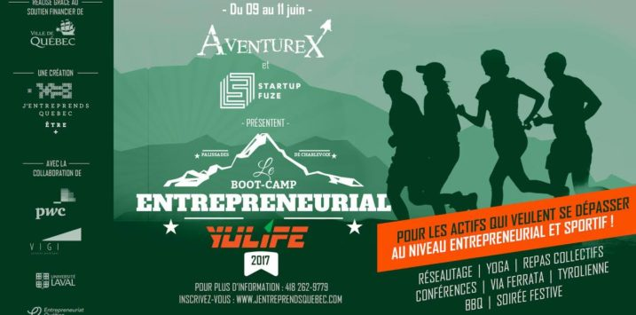 Boot-Camp Entrepreneurial Yulife 2017