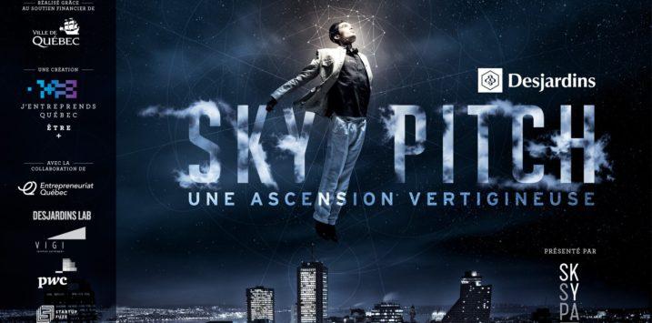 SkyPitch Desjardins