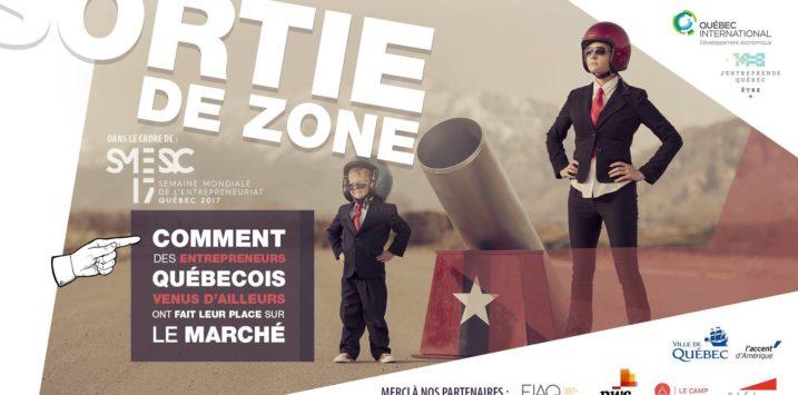 Sortie de Zone