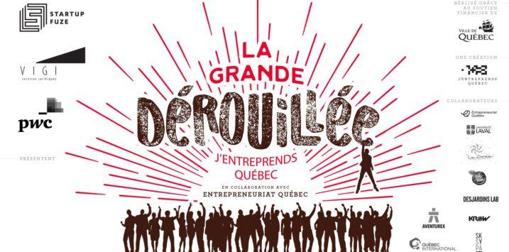 La Grande Dérouillée J'entreprends Québec 2ième édition