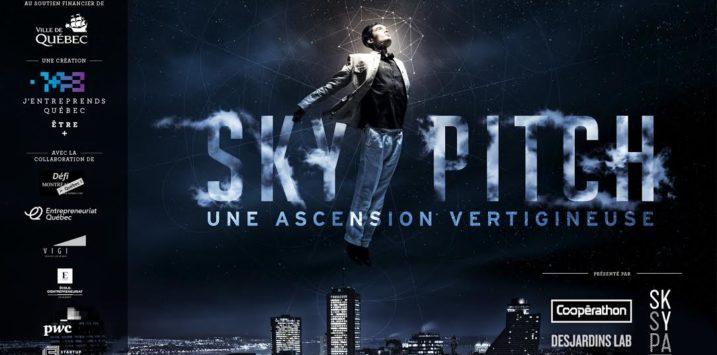 SkyPitch 2018